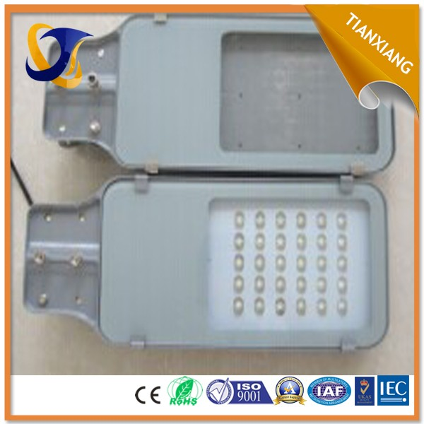 new design long lifespan aluminum light housing