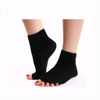 Hot sale customized logo women dress antislip smooth yoga socks
