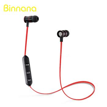 1d0a88a03fe 2018 Bluetooth Sport Magnetic Earbuds Earphone, Best Bluetooth Earphones,  Wireless Stereo Low Price Bluetooth