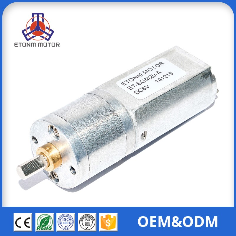 3v electric dc motor battery powered