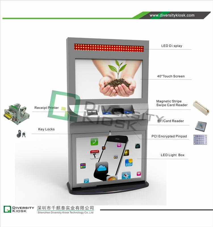 China Price Checker Kiosk China Price Checker Kiosk Manufacturers