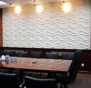 3d wall tiles 3d wall decoration panel manufacturer in Guangzhou
