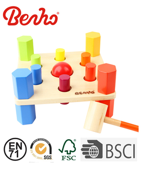 Children Age 12m Hammer Pegs Educational Wooden Toys Buy Educational Wooden Toyseducational Toyswooden Hammer Pegs Product On Alibabacom