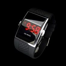 New Men Sports Relógios LED Relógio Digital relógio de Pulso Presentes Kid meninos homens Black Watch relogio masculino montre Causul homme