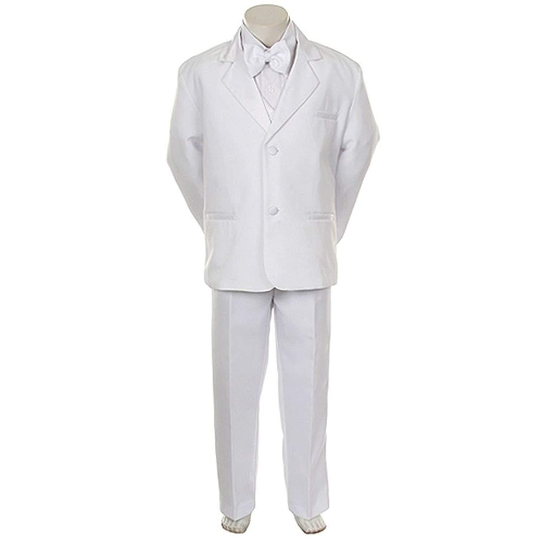 114e45dabafb Cheap White Tuxedo Boys