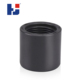 HJ SCH80 standard water system UPVC plastic pipe thread female end caps