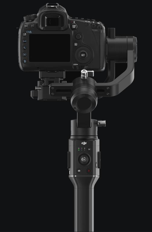 New Arrival DJI Ronin -S Gimbal Stabilizer for DSLR and mirrorless cameras VS Zhiyun Crane 2