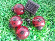 Ladybug Solar Garden Light, Ladybug Solar Garden Light Suppliers And  Manufacturers At Alibaba.com