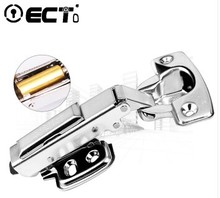 High quality stainless steel self closing furniture hinge