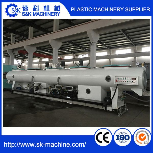 Fully Automatic Bottle Blowing Machine pvc fiber enhanced soft pipe production line