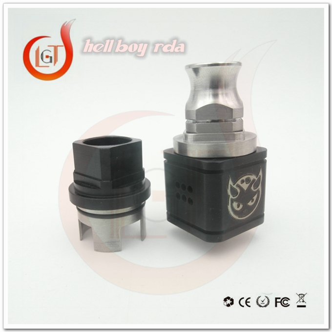 Vaporizer Rda Hellboy, Vaporizer Rda Hellboy Suppliers and Manufacturers at  Alibaba.com