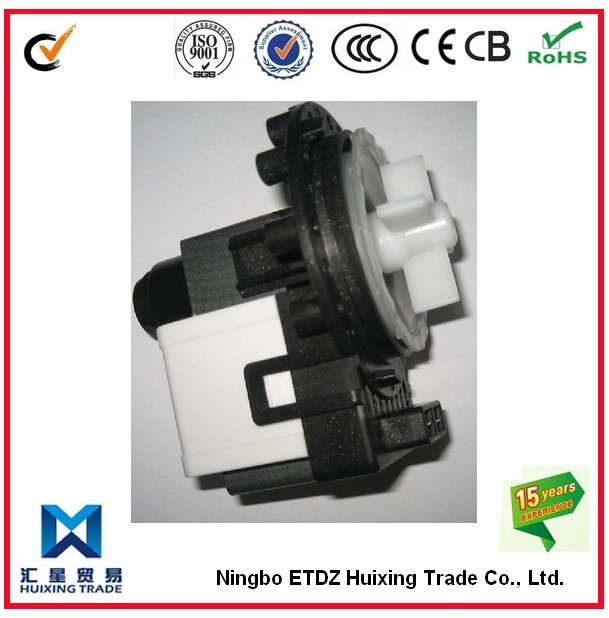 Home Appliance Parts washing machine drain pump for blender