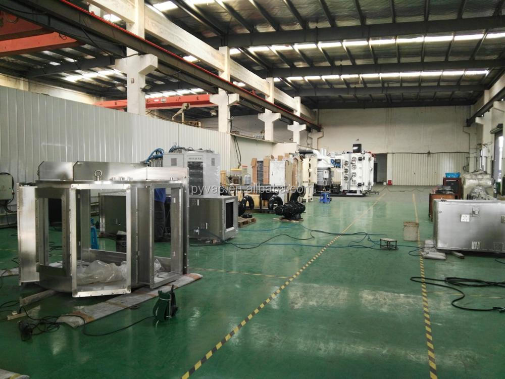 Rose gold faucet Vacuum Coating Machine / PVD Vacuum Coating Equipment
