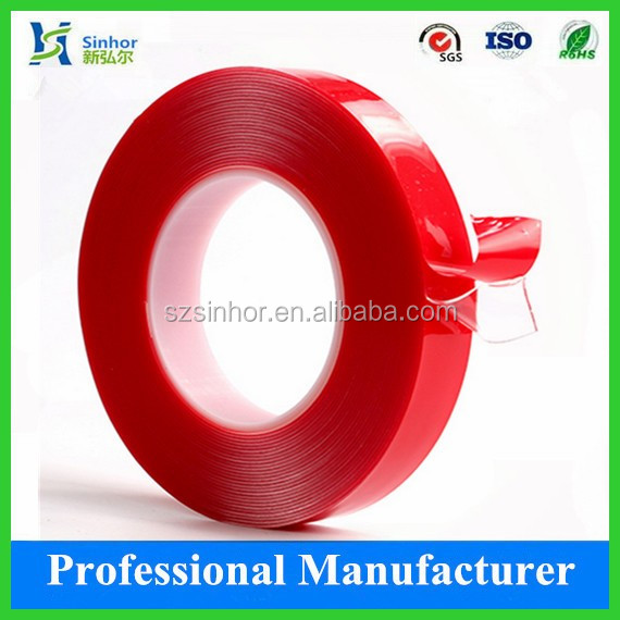 Widely Use 3M 9448AB Black Sided Double Adhesive Tape for Smartphone Tablet LCD Touch Screen Display Repair