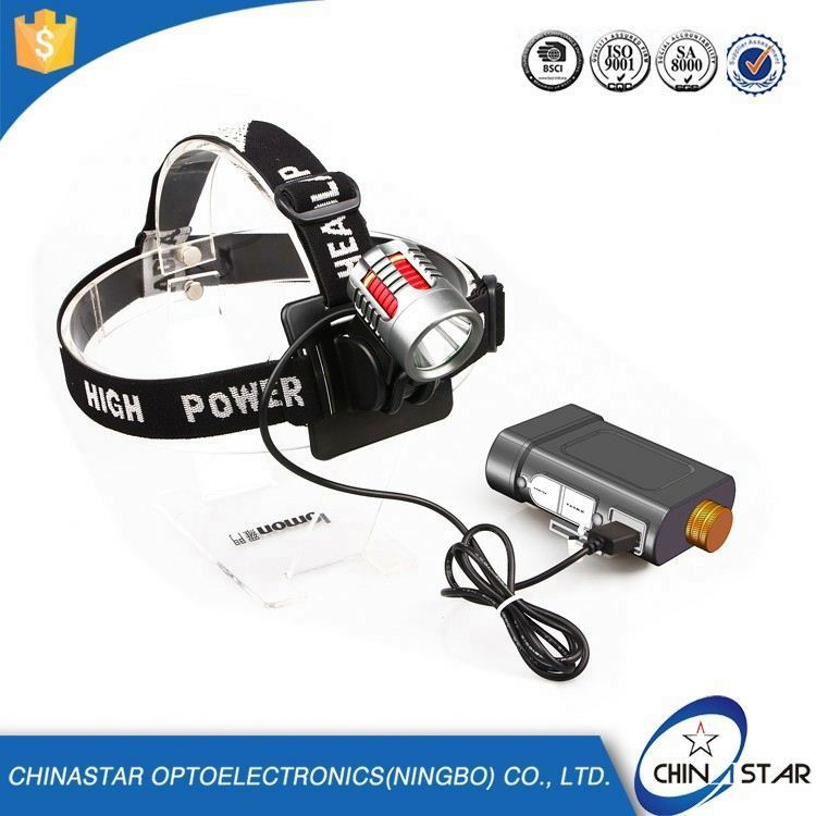 Strict QC Perfect design xenon super vision hid head lamp