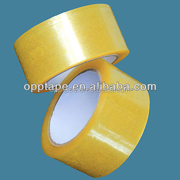 10 years factory sell well stationery opp tape guangzhou manufacturer sealing tape