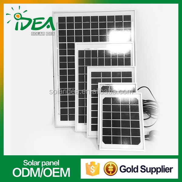 Good quality energy saving wholesale price solar home system solar panel 200 watt