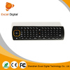 Fly air mouse keyboard with 2.4GHz usb smart mouse USB mini keyboard with mouse