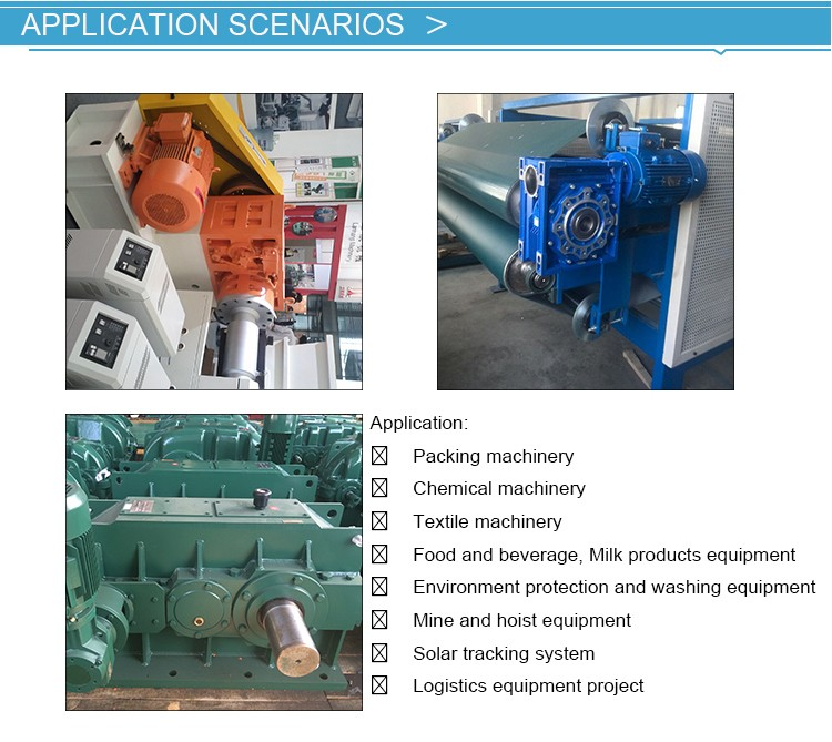 Shanghai Goldgun Multiple X series planetary cycloid reducer gearbox