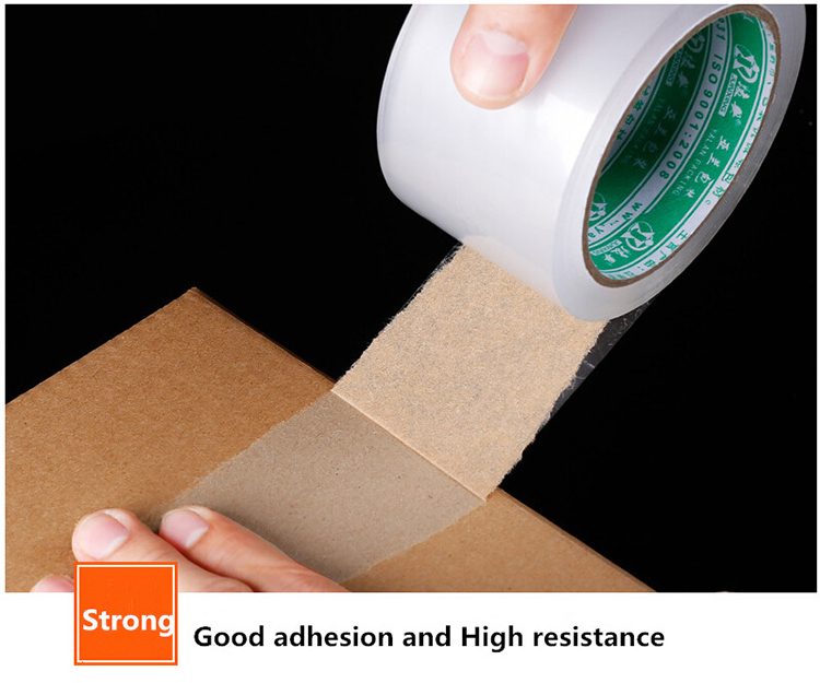 Hot selling colored custom adhesive packing tape