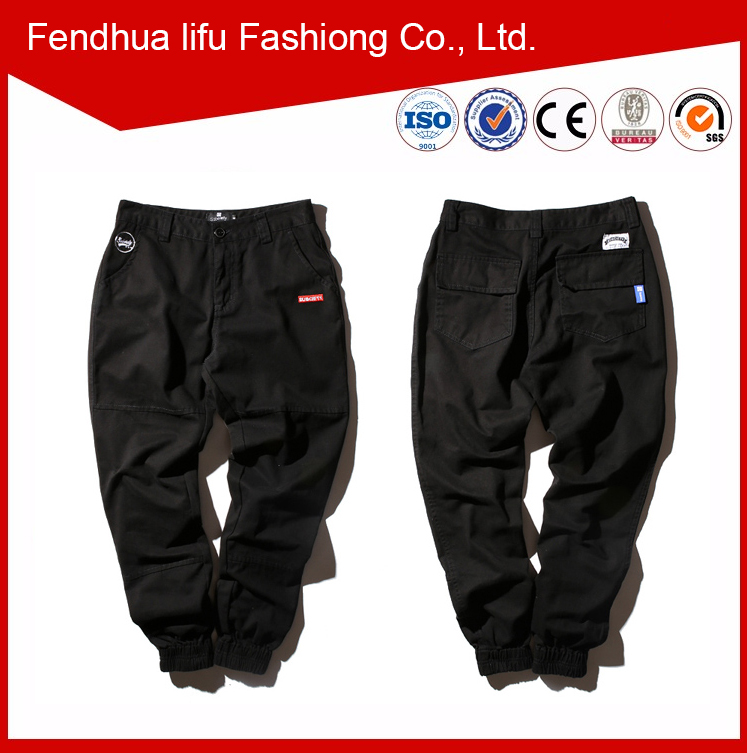 hot high quality men's jeans trousers cargo pants