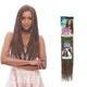 "Janet Collection 17Roots 24inch 60cm 3S Havana Mambo Large Crochet Box Braid 24"" For Black Women"