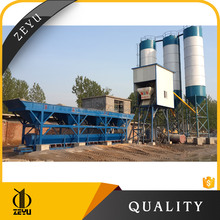 concrete batching plant HZS50 made in China