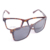 HJ Luxury Shades Frames Eyewear glasses plus Trendy Adult light Unisex Magnetic Clip on Polarized Sunglasses