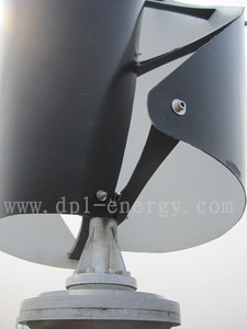1kw vertical axis power wind turbines exhaust fans