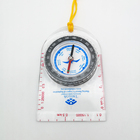 GP903 high quality plastic compass stock acrylic compass with customized imprint logo new design outdoor compass accessories