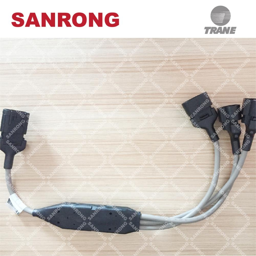 original parts wire harness branching male to 3 female cab01148 for trane  chiller, view trane cable, trane product details from shanghai xinchang  refrigeration & heating materials co., ltd. on alibaba.com  shanghai xinchang refrigeration & heating materials co., ltd. - alibaba.com