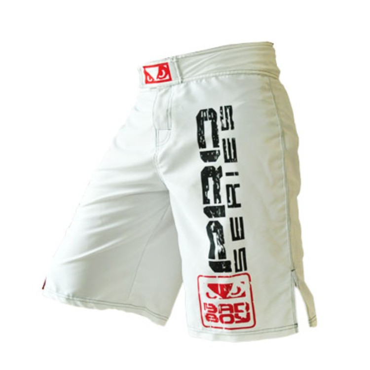 MMA shorts boxing shorts men 's MMA boxing pants Muay Thai shorts kick Boxing pants Trunks M -XXXL white black free shipping