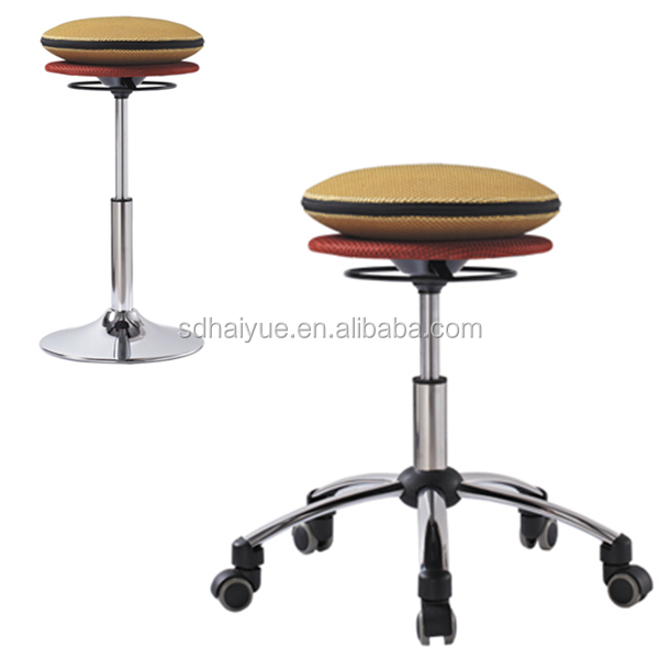 swivel bar stools with wheels 2017 factory modern best ergonomic office sit stand stool chair no