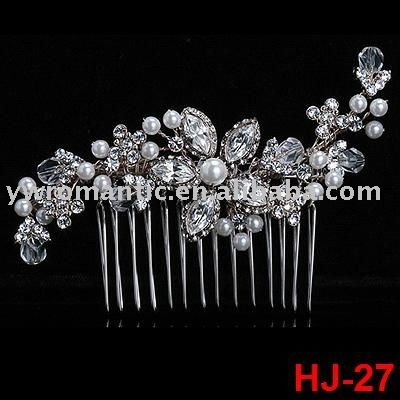 new rhinestone hair accessories 2012