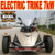 7kW Electric Three Wheel Motorcycle