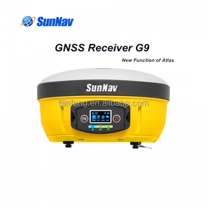 GNSS antenna,GPS/Glonass/Beidou,waterproof survey antenna,RTK receiver antenna, G9