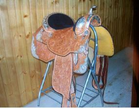 Dale Chavez Show Saddle, Dale Chavez Show Saddle Suppliers