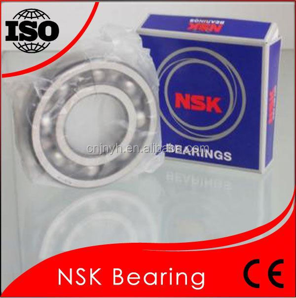 Cutting Tools 6020 ZZC3 NSK Deep Groove Ball Bearing
