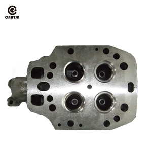 manufacture supply cast iron MERCEDES OM355 bare cylinder head 3550100220