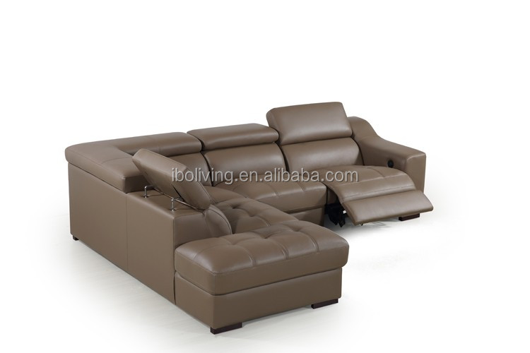 2017 Hotel furniture modern recliner kuka sectional leather sofa  sc 1 st  Alibaba : kuka sectional leather sofa - Sectionals, Sofas & Couches