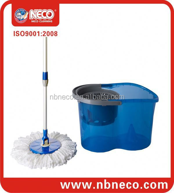 Fully stocked factory supply 360 spin magic mop for house cleaning tools