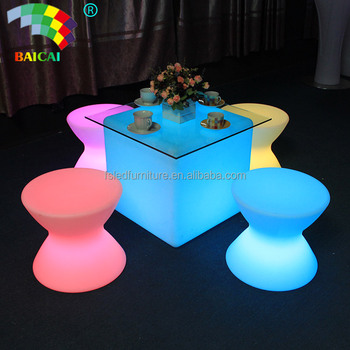 Rechargeable Wholesale Led Wedding And Event Chairs Rental Party Led