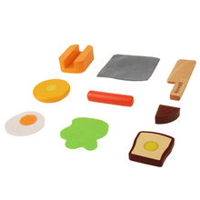 FQ marke mini baby <span class=keywords><strong>spielzeug</strong></span> <span class=keywords><strong>küche</strong></span> sets kinder <span class=keywords><strong>holz</strong></span> spielen set