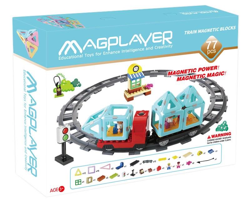 Magnetische Figuren 4 Set Spielzeug,Magnetische Fliesen