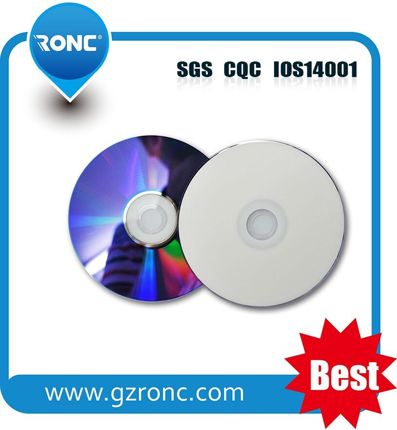 Good quality 8.5GB DVD+R DL 8x printable blank dvdr