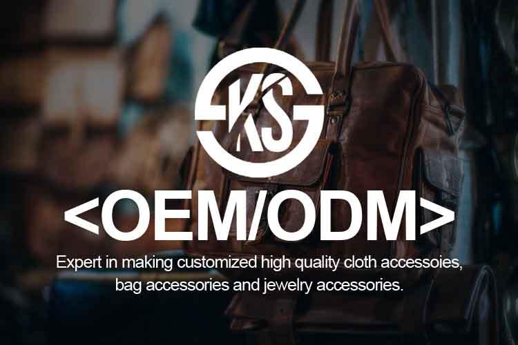2019 Китай Поставщик дизайн на заказ небольшой металлический бренд буквы логотип для сумки/сумки