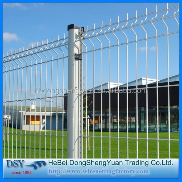 Galvanized Welded Wire Fence Panels Philippines With Pvc Coated ...