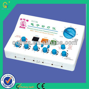 Chinese Hwato Portable Low-Freqency Electronical Acupuncture Massage Device