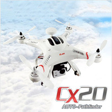Newest Fashion Cheerson CX-20 Drone Professional 6 Axis Gyro RC Quadcopter Drone With GPS