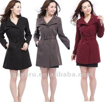 Dress Coat Styles For Women Suit Wedding Girls Winter Ladies Wool